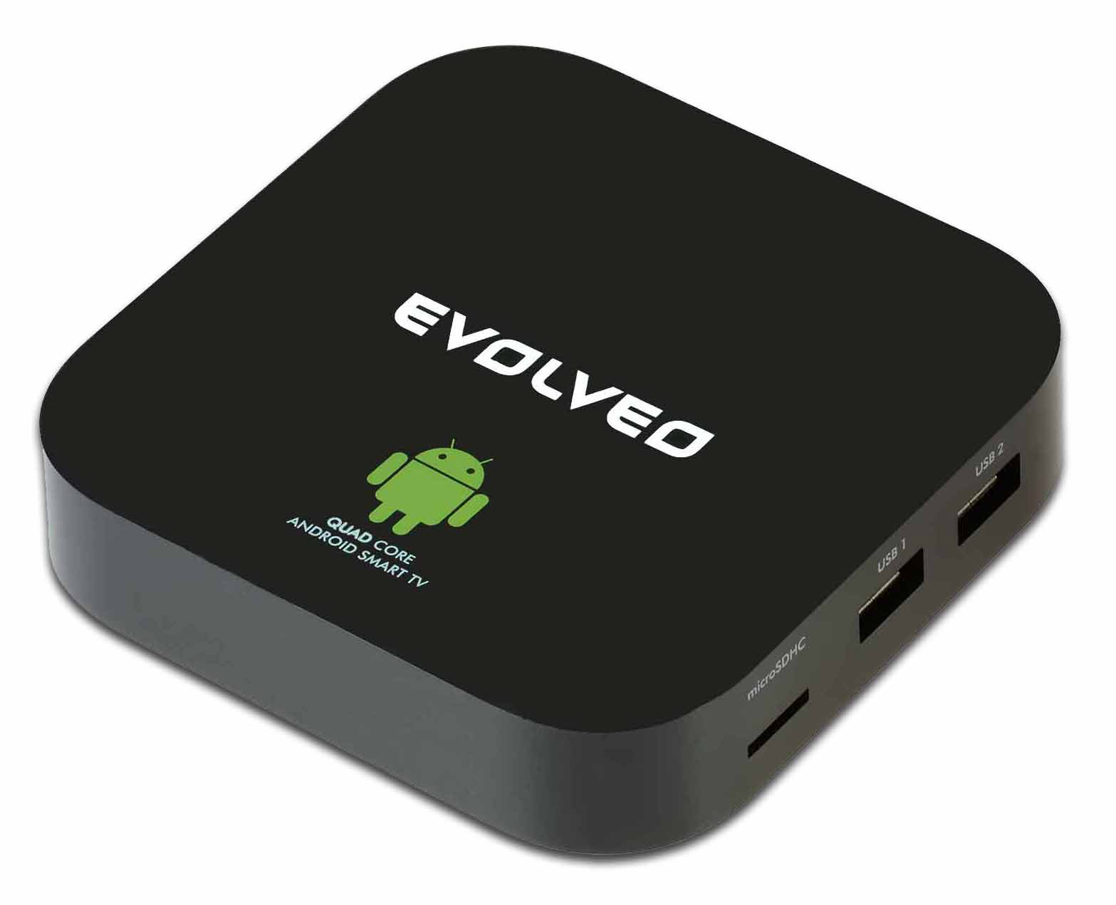 EVOLVEO SMART TV BOX Q4 • AndroidSmartTV.eu