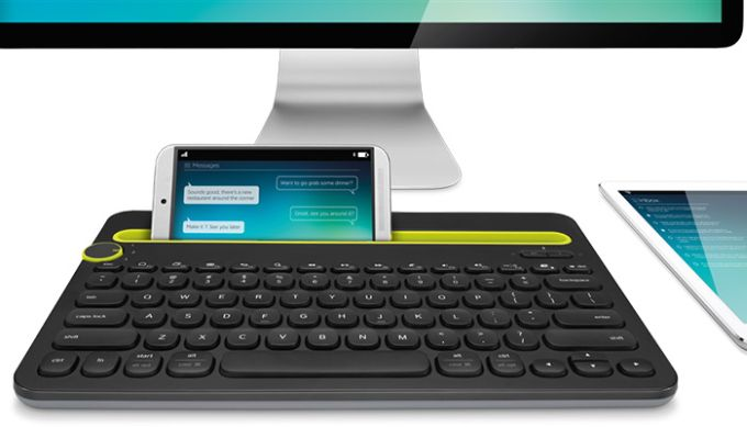 Logitech K480