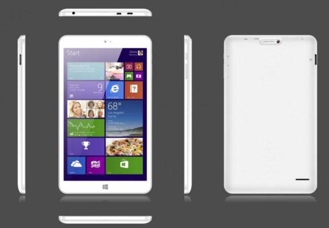 Ployer MOMO8W 8 Inch tablet with Windows 8.1 & Android 4.4 ...