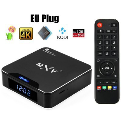 mxv+ tv box