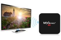 MXQ Pro+ TV Box